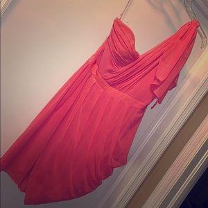 Jessica Simpson Pink Cocktail Dress